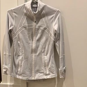 Women's athletic jacket